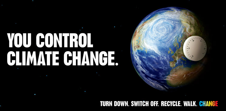 You Control Climate